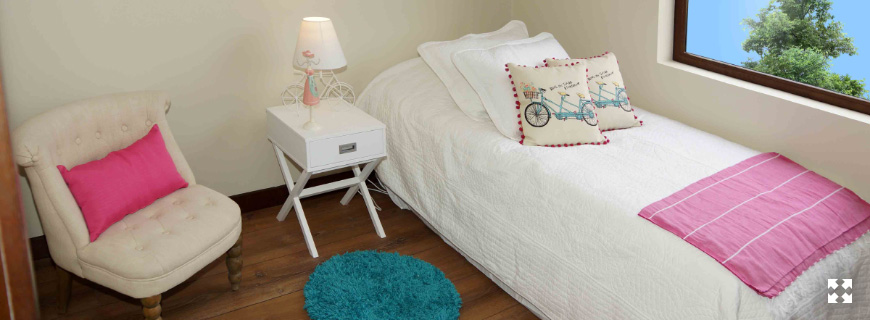 Dormitorio opcional C