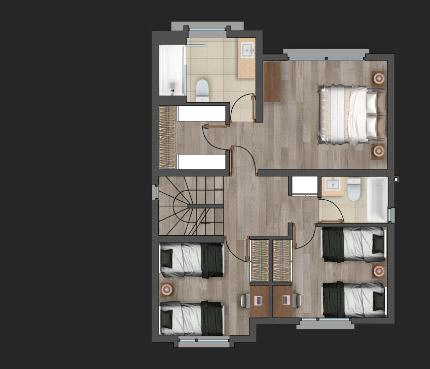 Casa planta 2